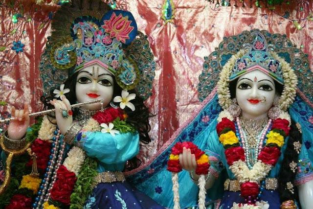 Sri Sri Radha Vrindavan Chandra