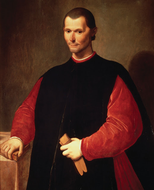machiavelli niccolo,philosophy,art