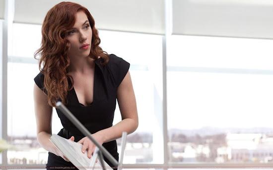 Scarlett Johansson Wide HD Wallpaper-1600x1200