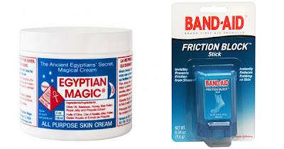 Egyptian Magic Skin Cream, Band-Aid Active Friction Block Stick, anti-friction stick, moisturizer, skincare, skin care, lotion, lusts of the week, beauty products, review