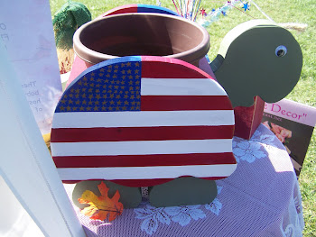 Patriotic Turtle