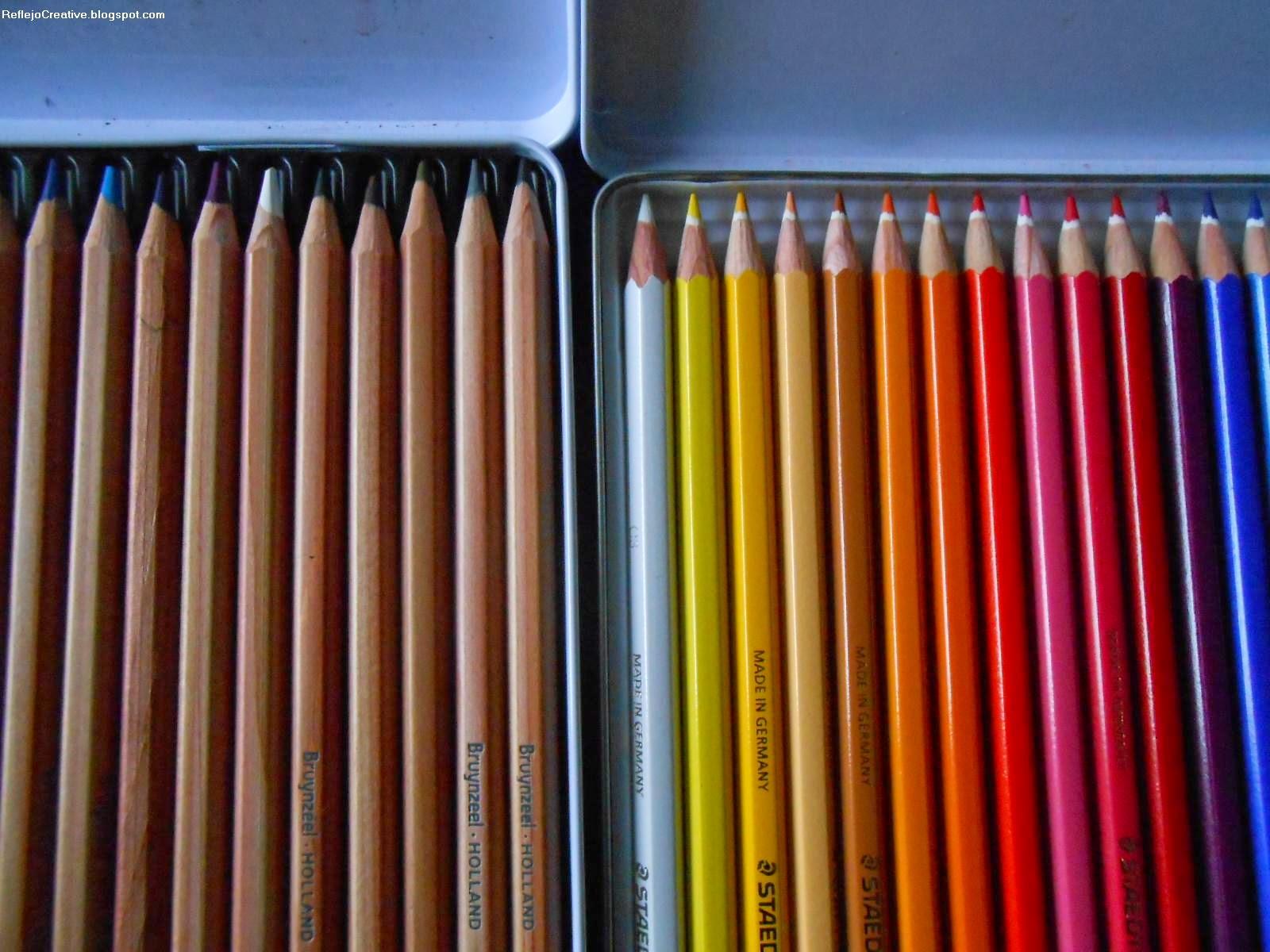 Reflejo Creative: diseño e imagen corporativa: Análisis: lápices de ...