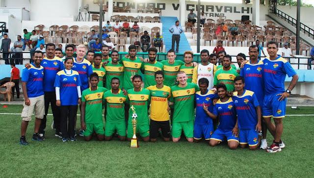 Salgaocar FC win GFA Champions Trophy Charity Match