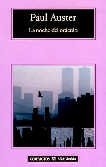 La noche del oráculo Paul Auster