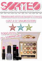 "Sorteo en ""Trihias Make Up Site"""
