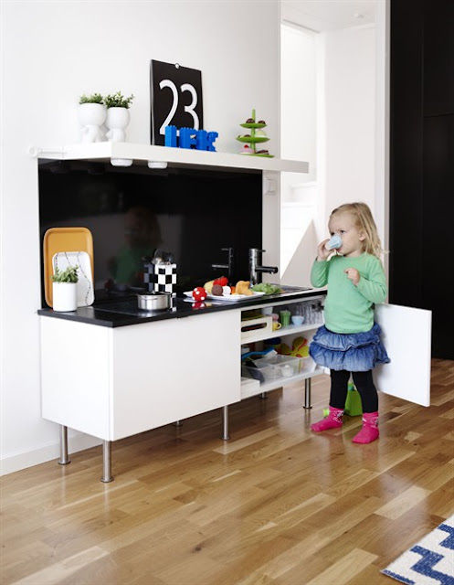 My scandinavian home colour pop for your poppits for Ikea child kitchen set