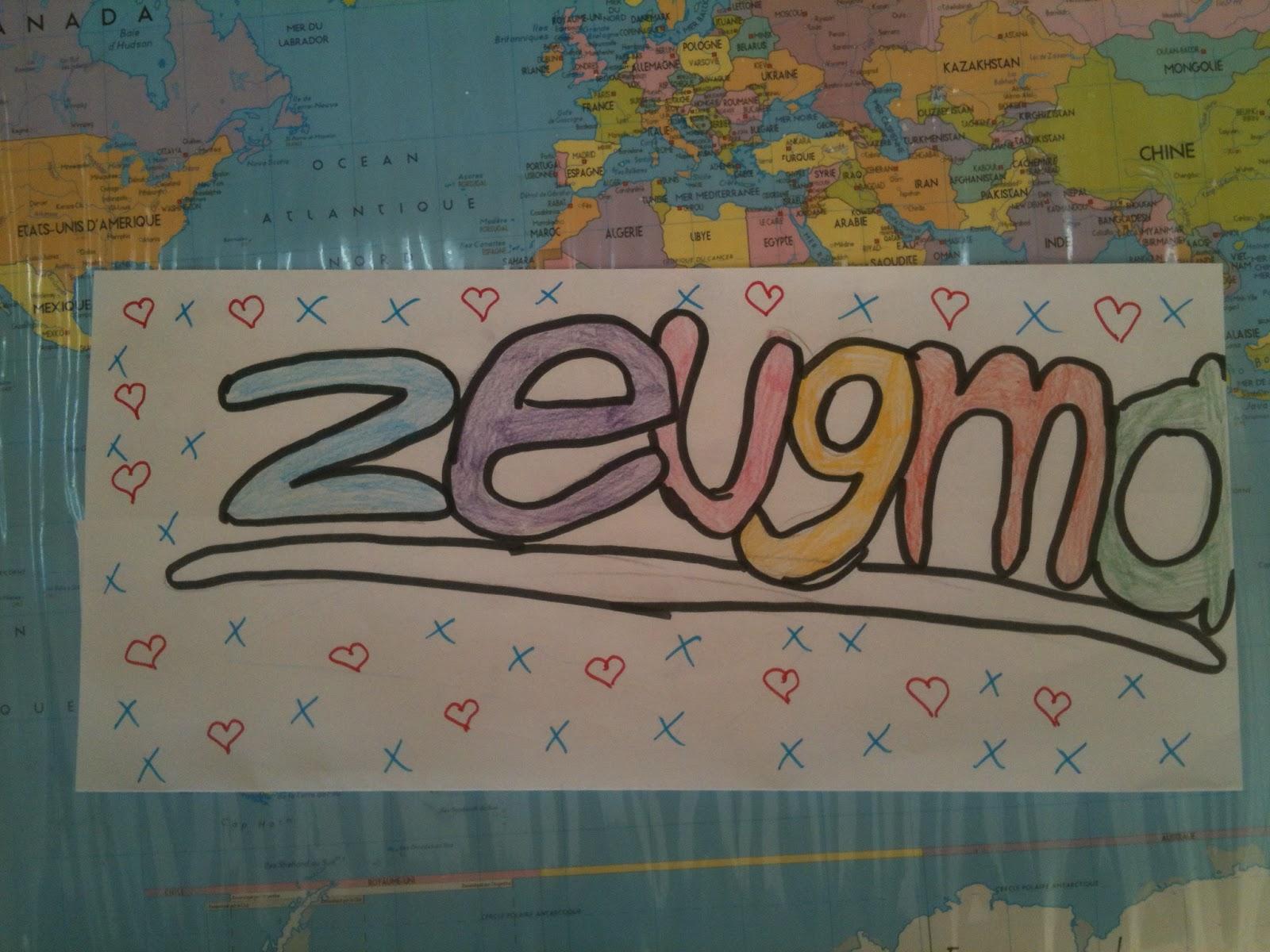 Zeugma Examples You know the word zeugma Zeugma Examples