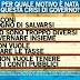 Sondaggio Ipsos per Ballarò sulla crisi di governo e sullo spaccamento PDL