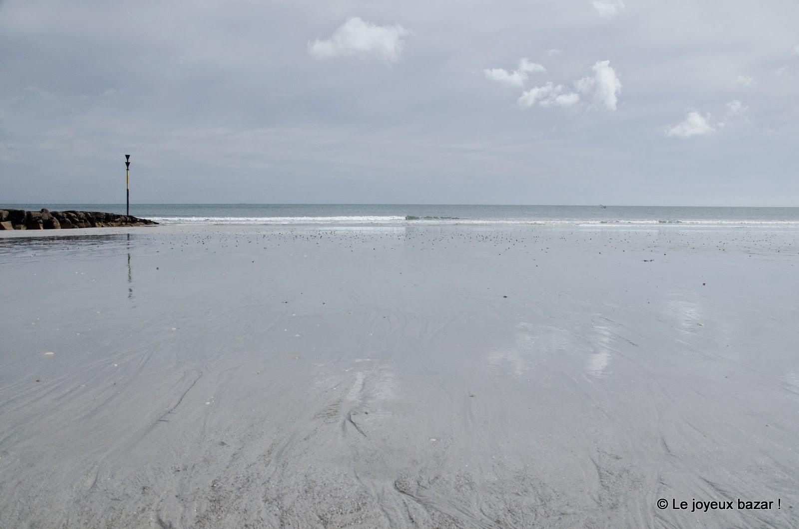 Bretagne - Combrit - plage de Kermor