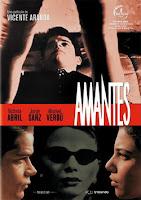 10 películas de cine ERÓTICO ESPAÑOL Amantes-dvd