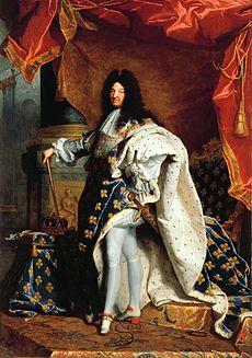 Ludovic al XIV-lea L'Etat c'est moi Statul sunt eu