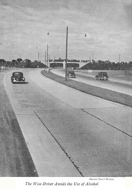 1940's highway