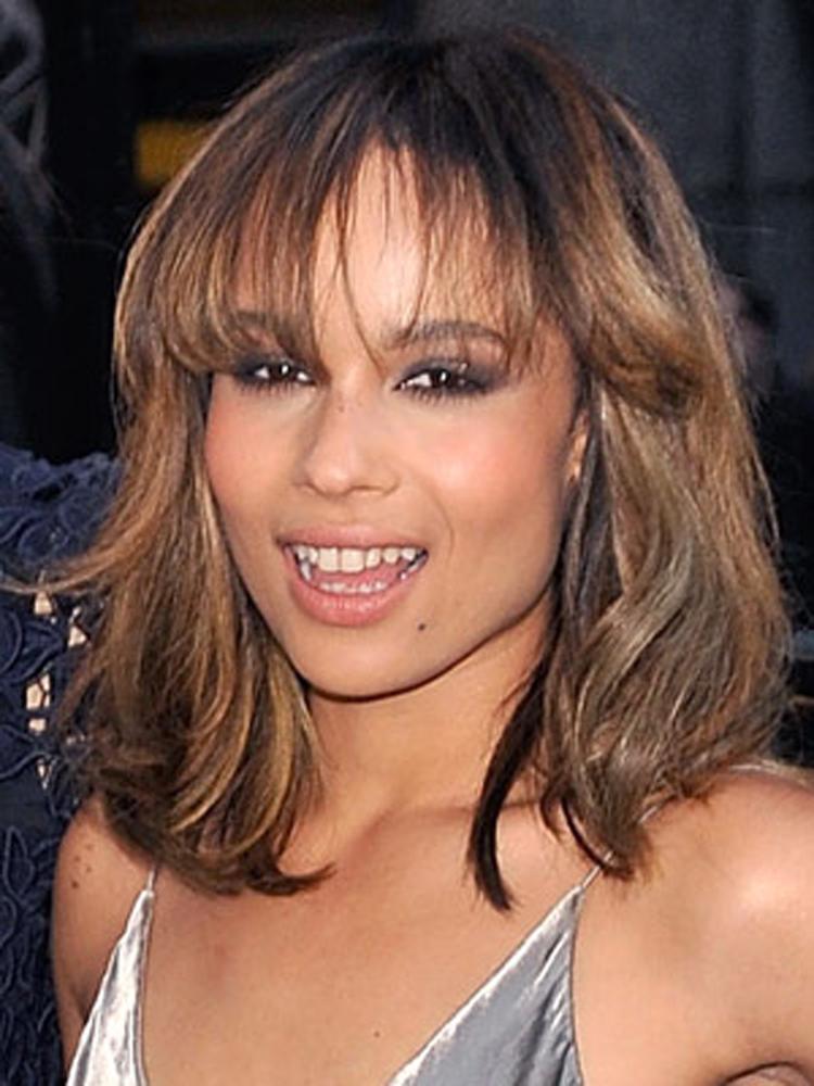 Popular Medium Hairstyles Malin Akerman