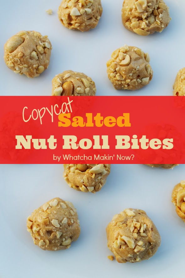 [Copy Cat] Salted Nut Roll Bites