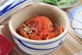 Mắm tôm chua