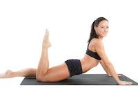 Yoga para adelgazar y quemar grasa