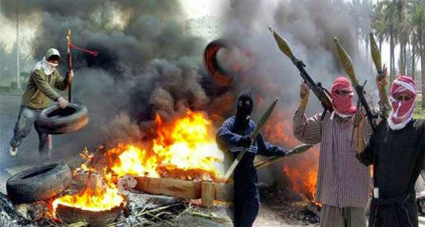 عاجل : عملية تبادل اطلاق نار بين مجموعة ارهابية و عناصر من الجيش الوطني بجبل المغيلة