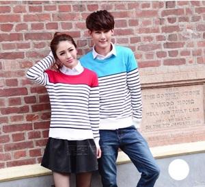 Jual Sweater BM Couple Online Murah di Jakarta Lengan Panjang Trendy