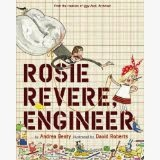 http://www.amazon.com/Rosie-Revere-Engineer-Andrea-Beaty-ebook/dp/B00E3AQS5E/ref=sr_1_1?s=books&ie=UTF8&qid=1404439370&sr=1-1&keywords=rosie+revere+engineer