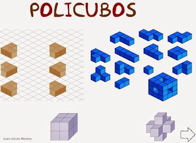 policubos matemáticas