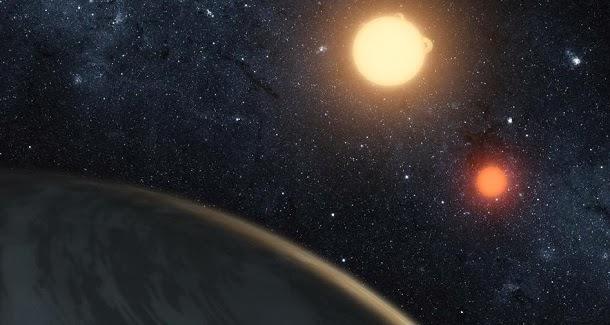 Kepler-16b: Planeta semelhante a Tatooine