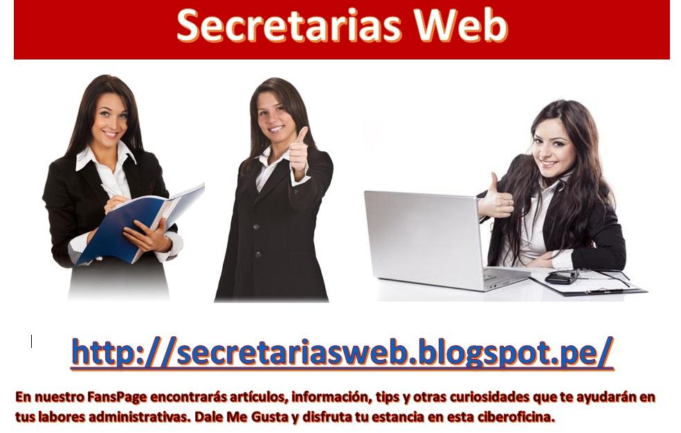 Secretarias Web