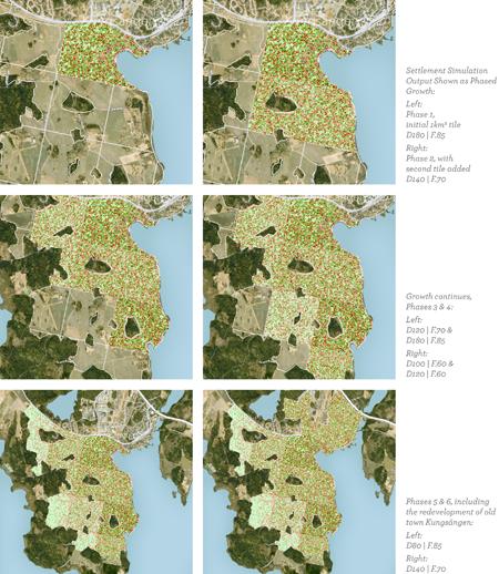 Kungsängen - Settlement Simulation