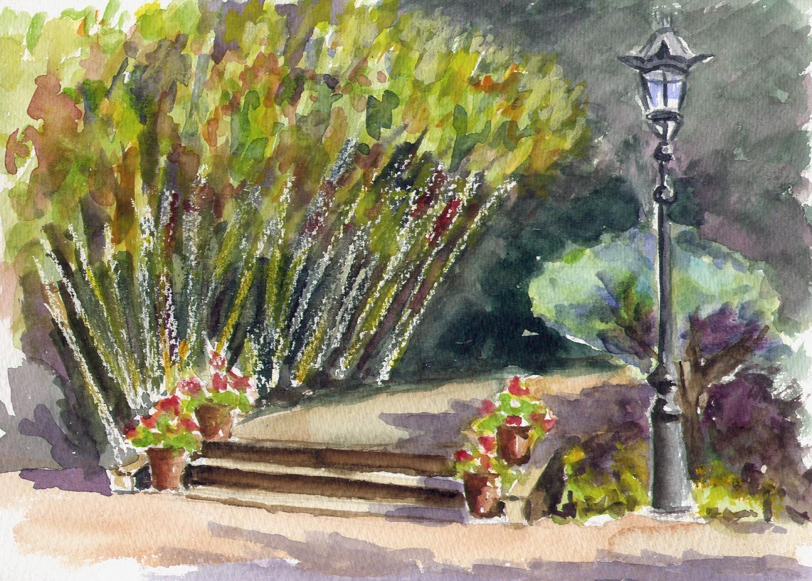 La colla dels dimecres jardins del palau - Jardins del palau ...