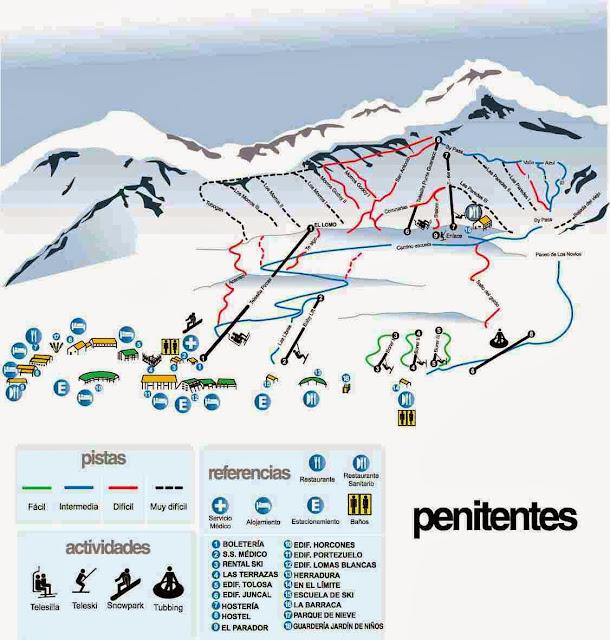 Ski Los Penitentes