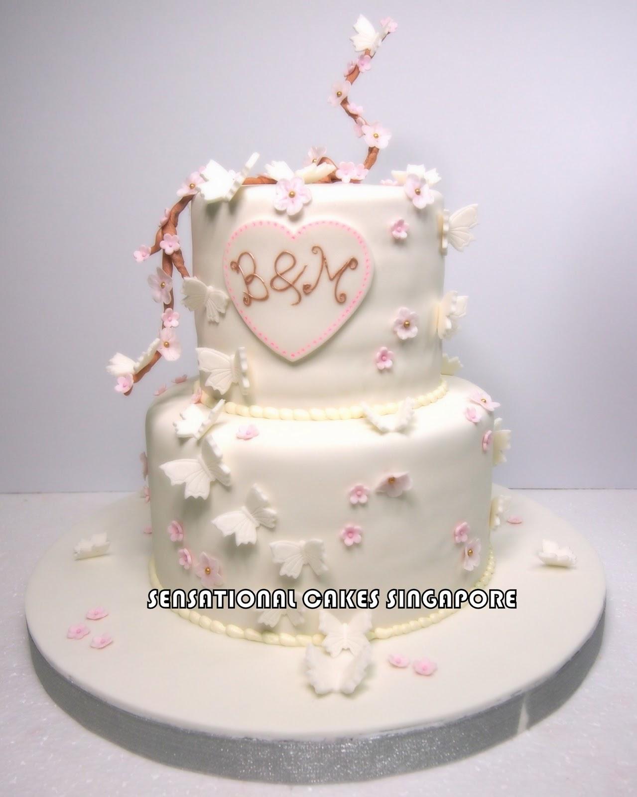 Wedding, Corporate Cake, Macaron Tower, Croquembouche Singapore ...