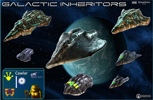 Galactic Inheritors [Pc Game  Galaxy]