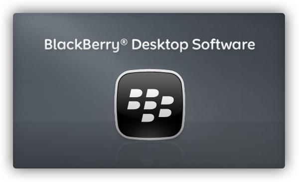 Descargar BlackBerry Desktop Manager