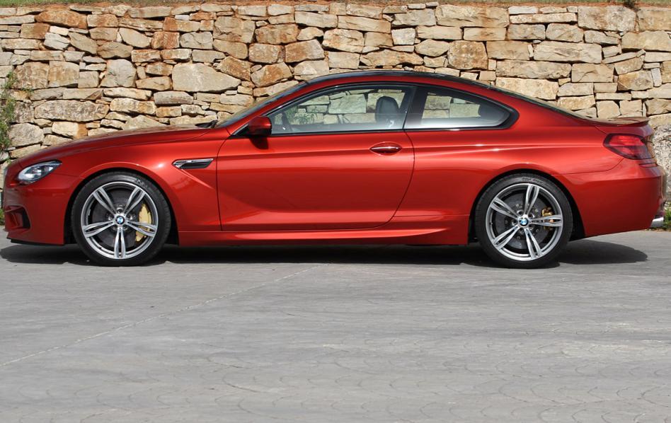 2013 BMW M6 Coupe   Gus Sham