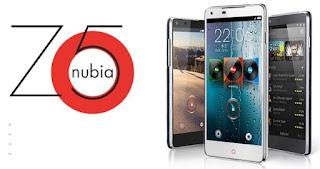 Harga ZTE Nubia Z5S, Smartphone Layar IGZO 5 Inchi