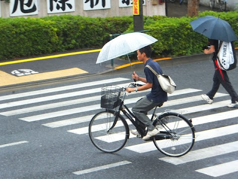 How to Cycle Japanese Style