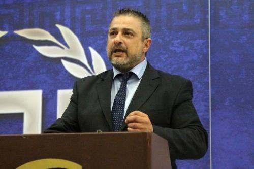 Τ.Ο. Αθηνών: Τρέχουσες πολιτικές εξελίξεις (Σαχινίδης)