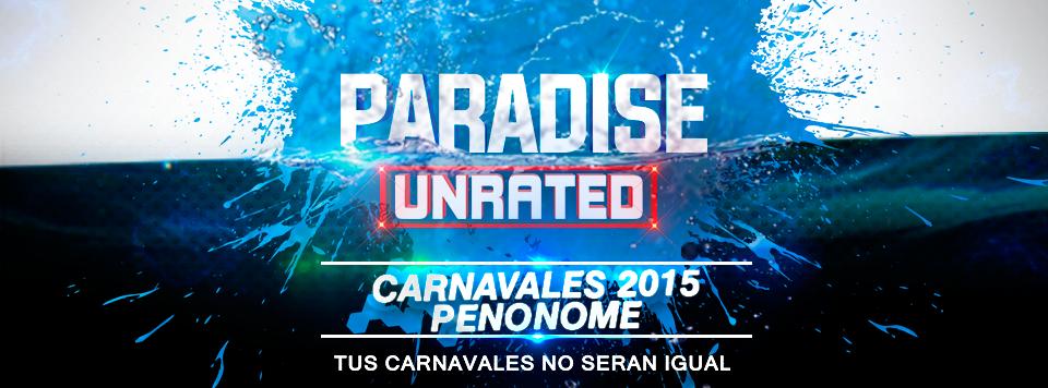 PARADISE - Carnavales 2015