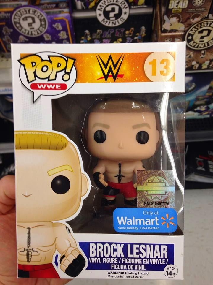 Funko Pop! Brock Lesnar