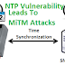 Network Time Protocol Vulnerability Results In MiTM Attacks On HTTPS Sites.
