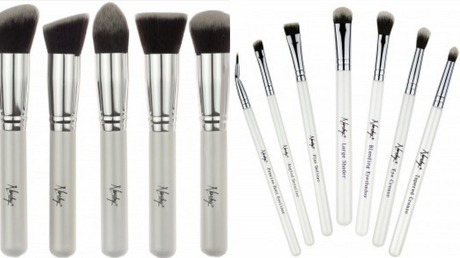 Nanshy Makeup Brushes