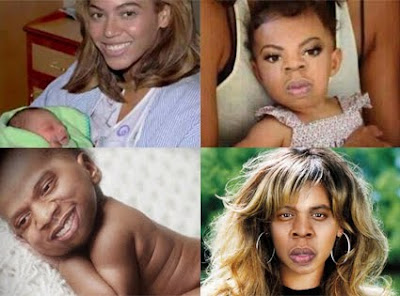 Beyonce Baby Blue Ivy Pictures