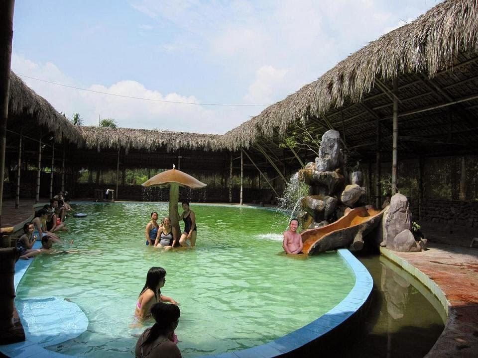 Suối khoáng nóng Thanh Thủy Resort 2 ngày.