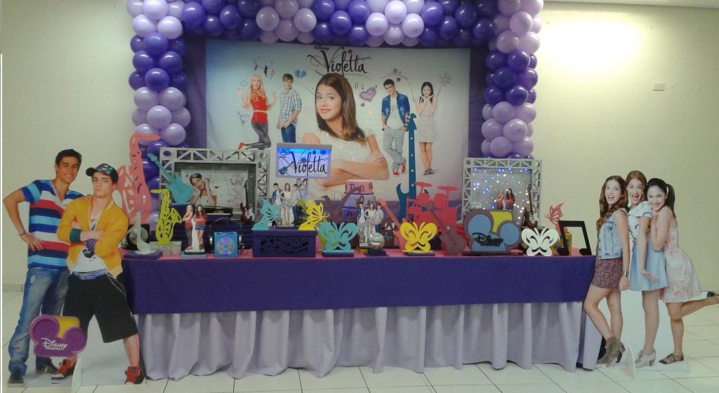 decoracao festa violeta: para decoramh@gmail.com – Horário de atendimento 8-17hrs: VIOLETTA