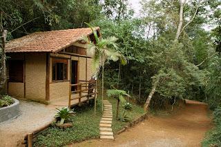 Ponto de apoio do Parque Natural Municipal Montanhas de Teresópolis