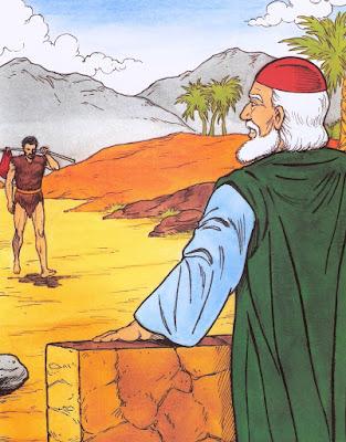 O FILHO PRÓDIGO - história bíblica
