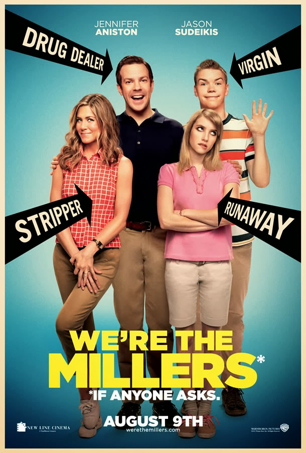 We're the Millers by Rawson Marshall Thurber