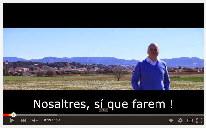 Jaume Oliveras, Alcaldable per CiU a Palau-solità i Plegamans