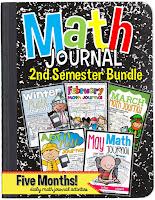 https://www.teacherspayteachers.com/Product/Math-Journal-Bundle-Second-Semester-1222444