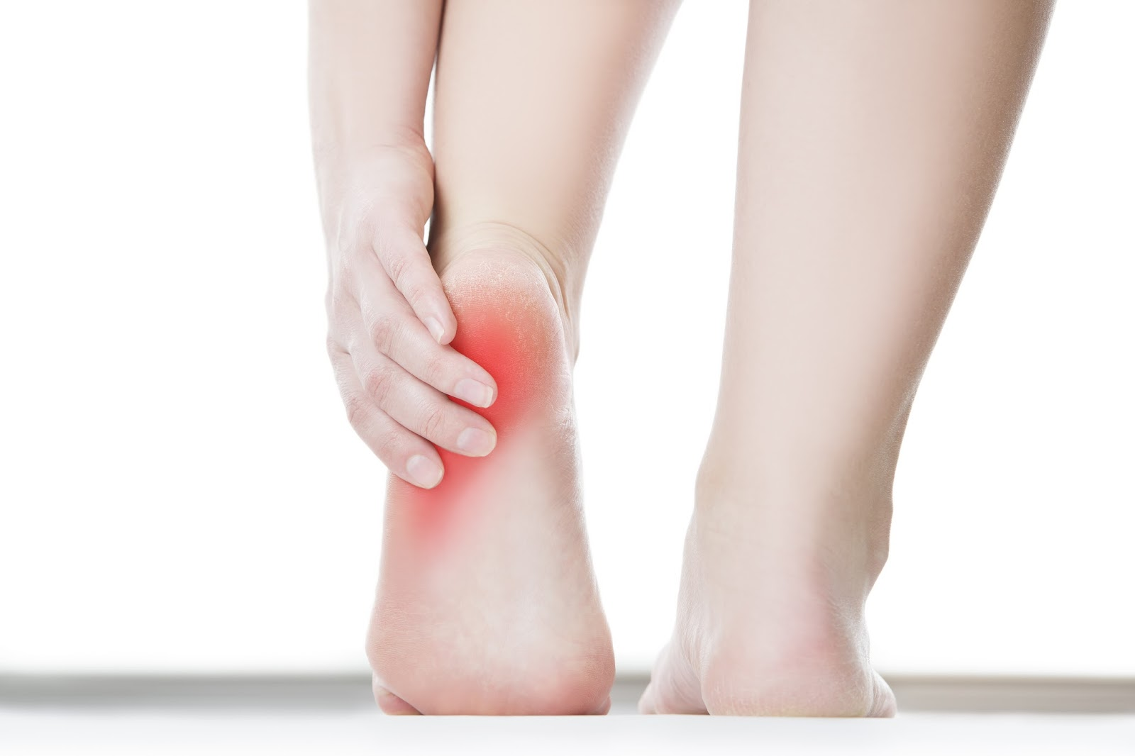 Травма мышц пятки лечение в домашних условиях