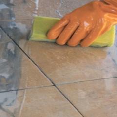 Como quitar el cemento de la cer mica construya f cil for Como quitar las manchas del piso del bano